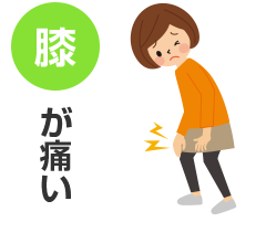 豊田市で膝が痛いならTCM鍼灸院
